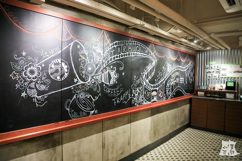 洗衣街星巴克。香港推薦必去景點,老房子改建的特色咖啡館,旺角洗衣街的星巴克(Starbucks)概念店。 @ 葉訪 ...