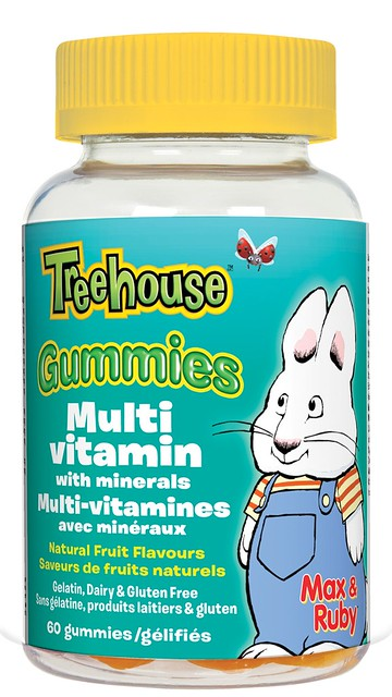 Treehouse Vitamin Gummies Review  Giveaway