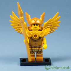 Collectible Minifigs Series 15 Winged God