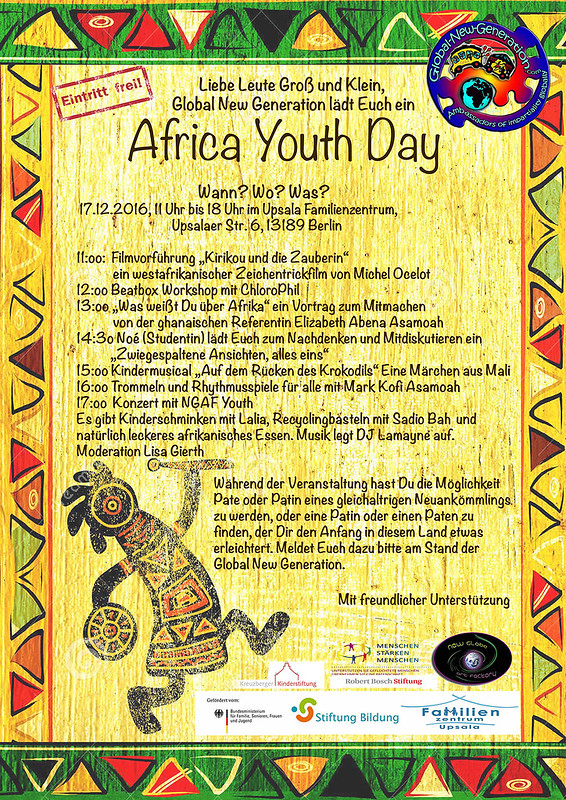 Africa Youth Day