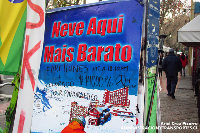 All to Ski - Santiago