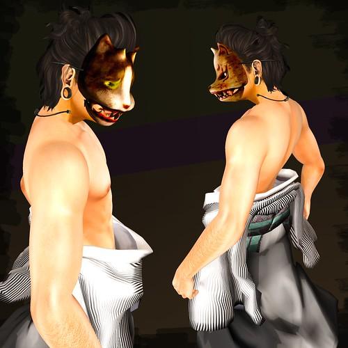 youkai mask