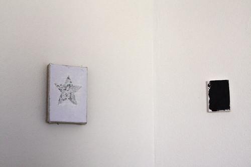 Cecilia Edefalk – detalj ur installationen i Cell