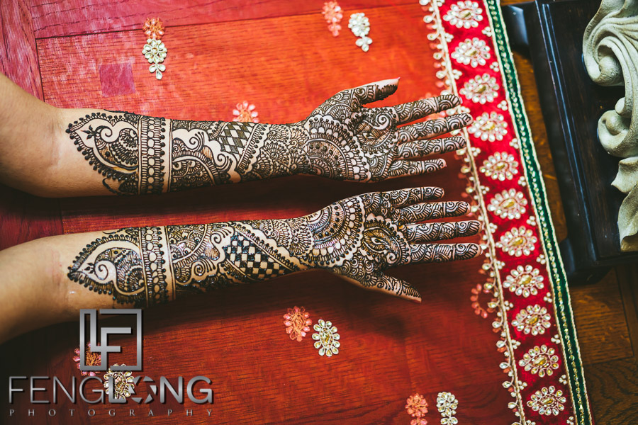 Rachana & Matt | Mehndi & Welcome Dinner | Atlanta Indian Wedding Photographer