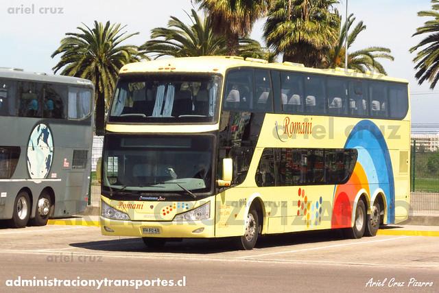 Romani | La Serena | Modasa Zeus - Scania (FHFC43)