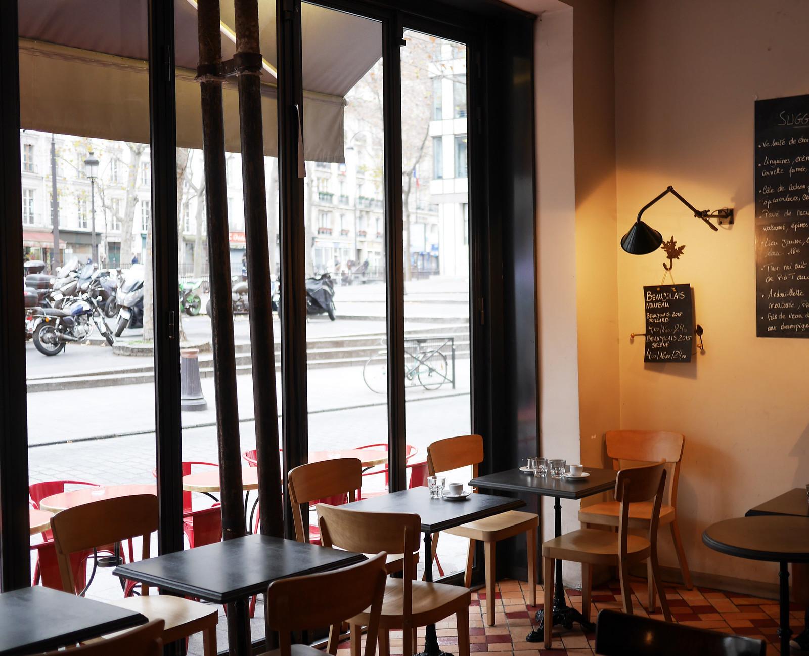 Breakfast in Paris