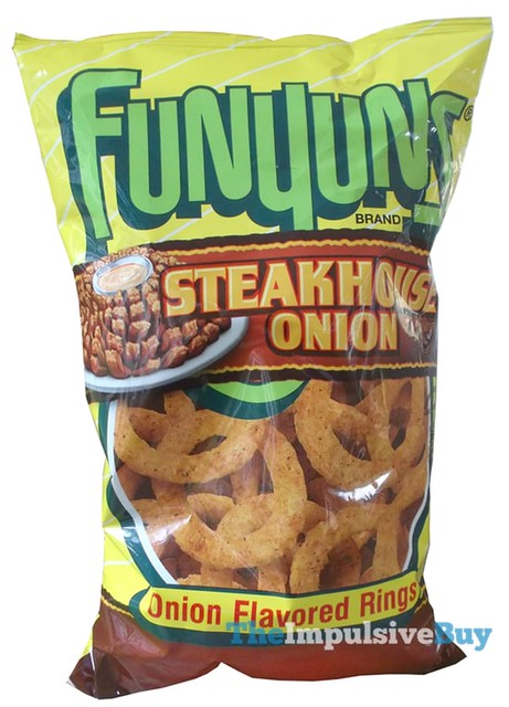 Taste Of The Wild Dog Food Reviews >> REVIEW: Funyuns Steakhouse Onion - The Impulsive Buy