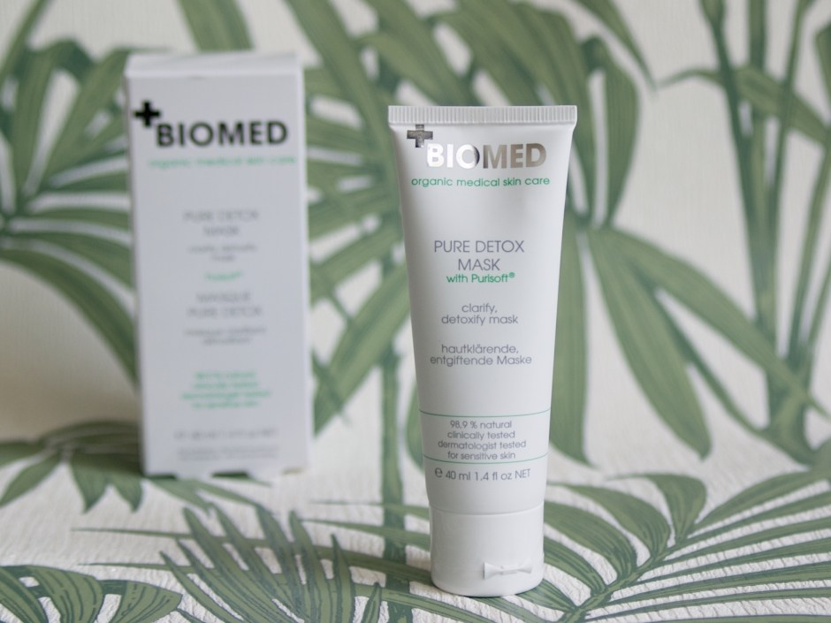 BioMed review: Forget Your Age / Pure Detox Mask / Peel Me Up • CherryCharlie.nl
