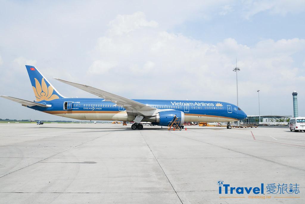 越南航空搭乘体验 Vietnam Airlines (0)