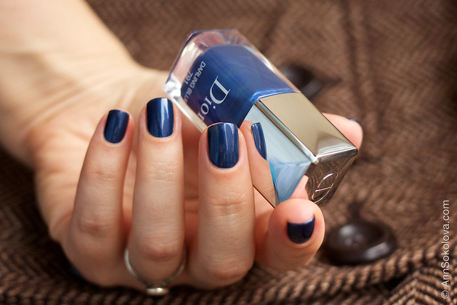05 Dior #791 Darling Blue swatches