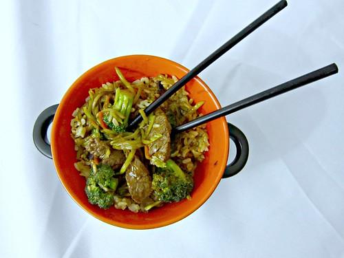 Broccoli 'n' Beef