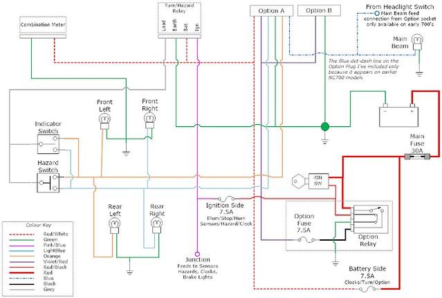 nc700x wiring diagram wiring diagram expertshonda nc700x wiring diagram kt headlight for yamaha yzf r led angel nc700x wiring diagram