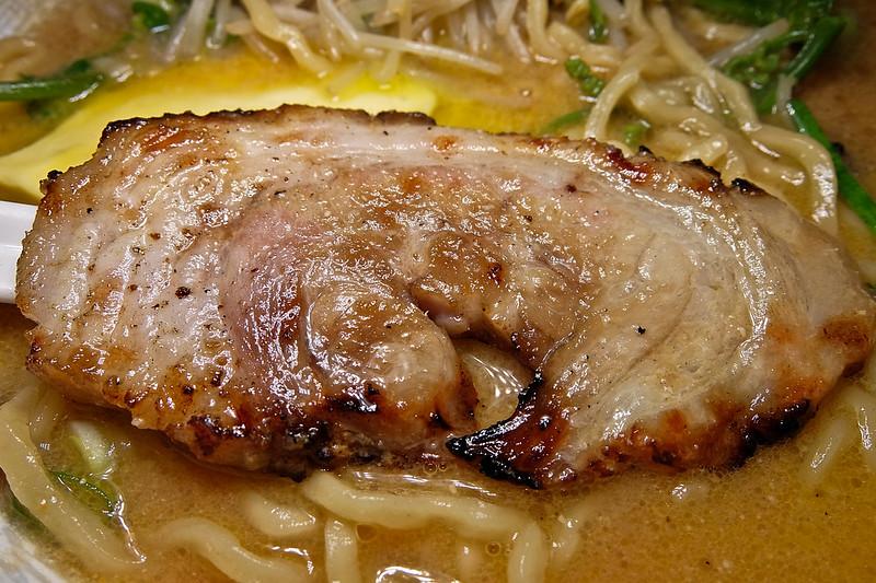臺北 松江南京 旺味麵場 叉燒非常好吃的味增系拉麵!! @ 夢與幻的地圖 :: 痞客邦