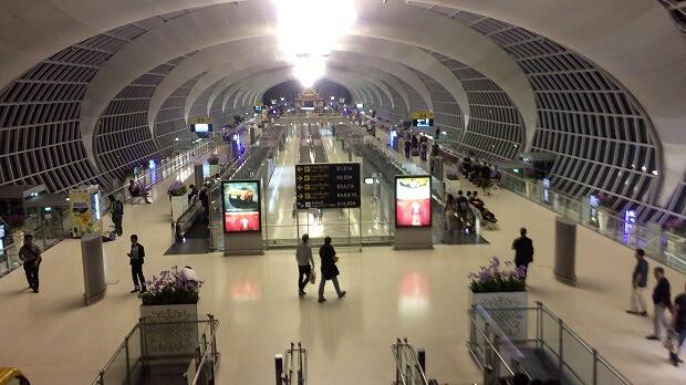 161030 スワンナプーム空港