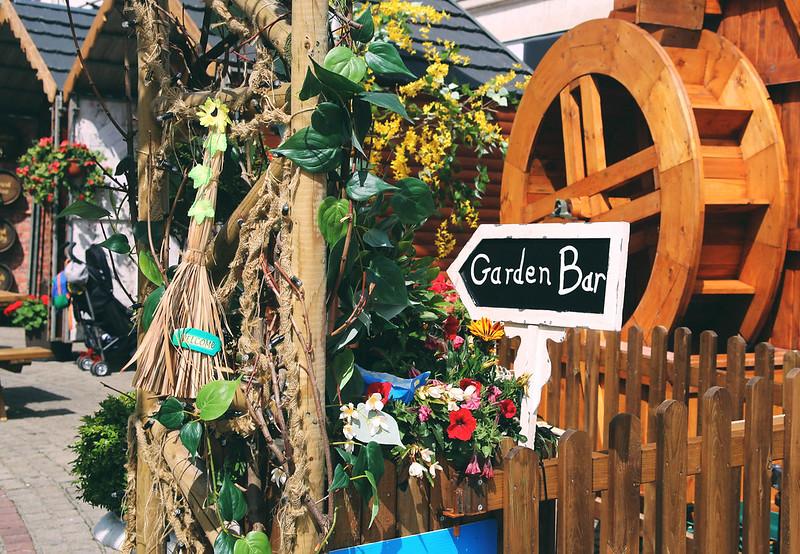 garden bar bournemouth square