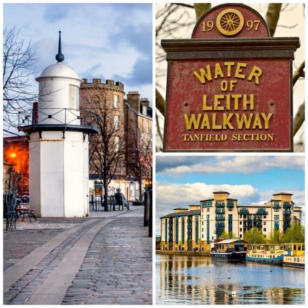 Water of Leith Edimburgo