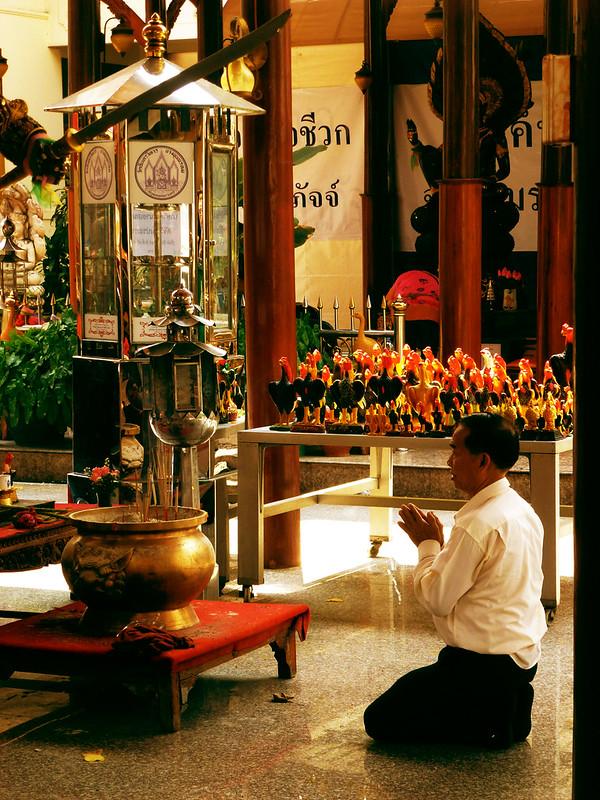 7 - Dans la jungle de Bangkok - 14 - Wat Intharawihan