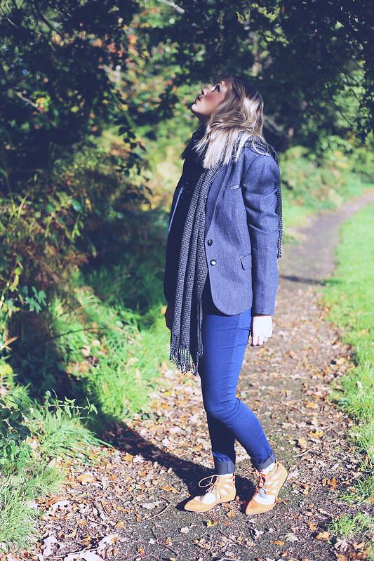 Asda Weekend in Jeans post