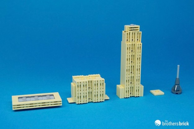 lego architecture new york. LEGO Architecture 21028 New York City Review Lego