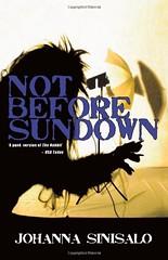 Not Before Sundown cover