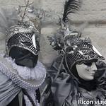 Viajefilos en el Carnaval de Venecia, Mascaras Venecianas 11