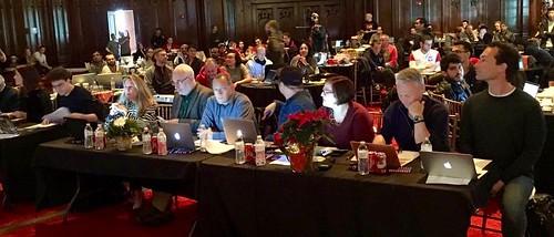 MasterCard Hackathon Judges
