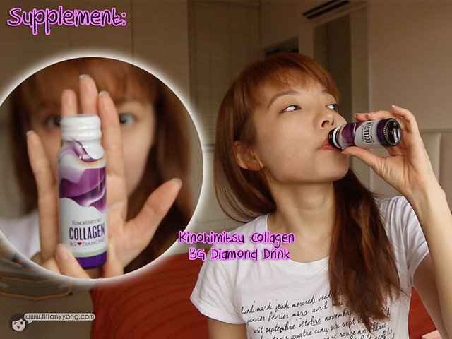 Kinohimitsu Collagen BG Diamond