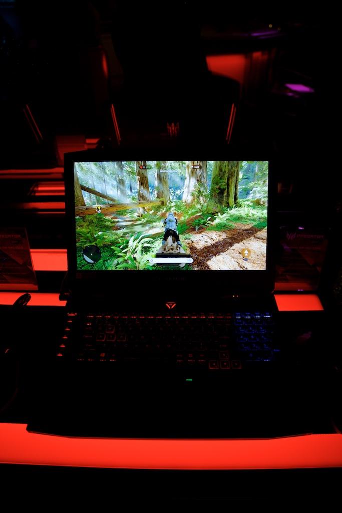 Gamen op een laptop? Dat kan perfect met de Acer Predator G9–591 en G9–791 gaming laptops!