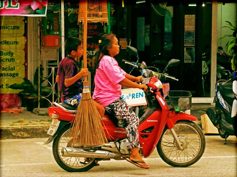 3 - Carnet de Thaïlande - 11 - Baan Thongsala