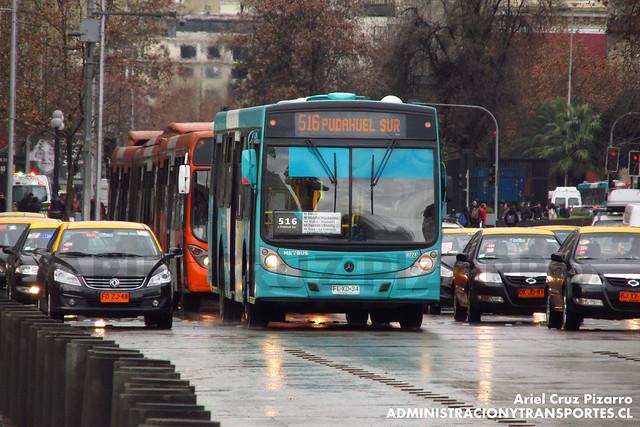 Transantiago - Metbus - Caio Mondego H / Mercedes Benz (FLXD34)