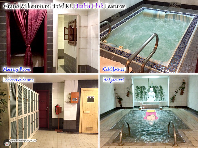Grand Millennium KL Health Club features