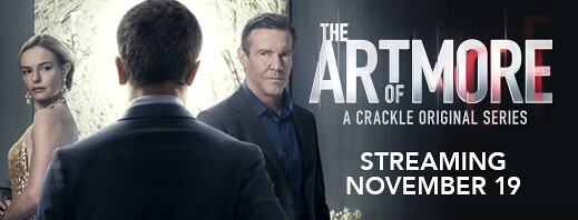 Crackle - The Art of More