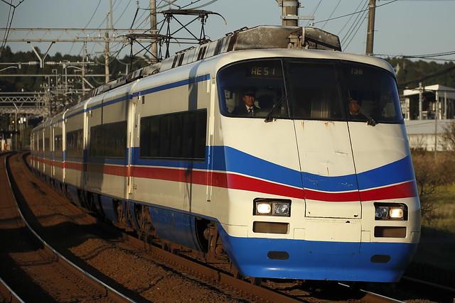 Keisei Type AE100 (Set 138)