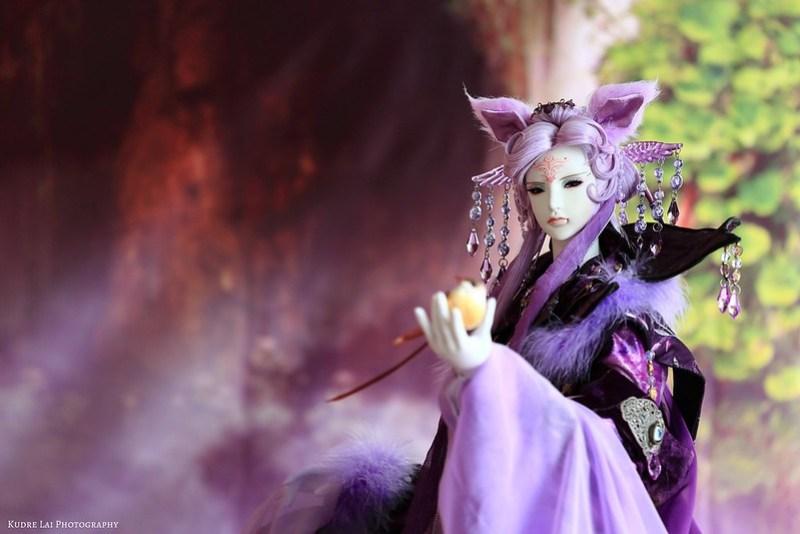 掌中有情偶亦仙(glove puppetry magic)