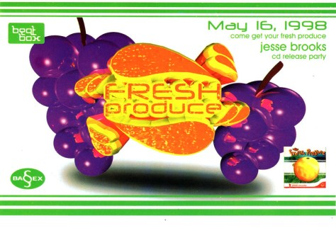 DJ Gigs / Fresh Produce L.A.