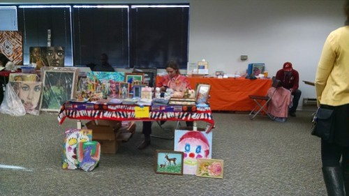 Holiday Market at Artomatic