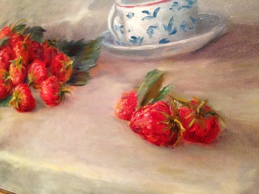 Pierre-August Renoir: Strawberries