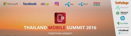 Thailand Mobile Summit 2016