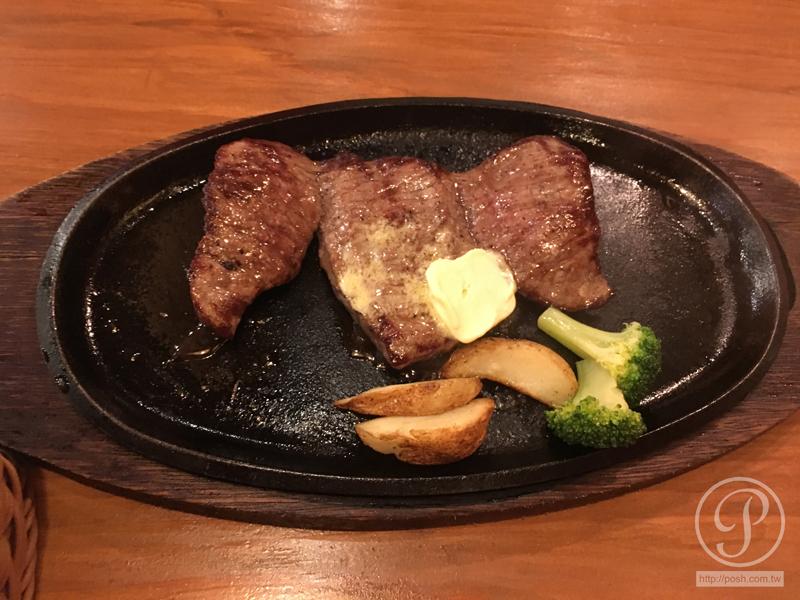 沖繩第一牛排~【JUMBO STEAK HAN'S 國際通店】臀部