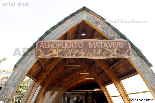 Aeropuerto Mataveri - Isla de Pascua