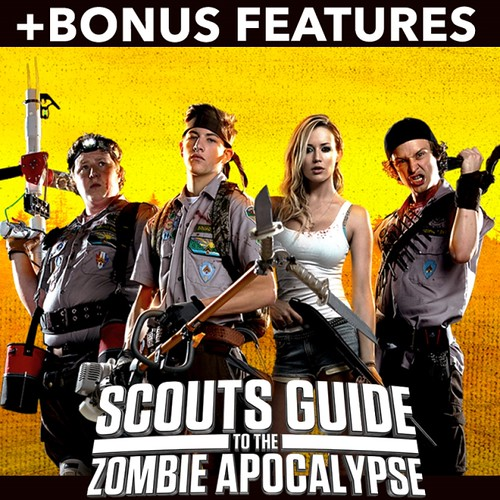Scouts Guide to the Zombie Apocalypse (plus bonus content)