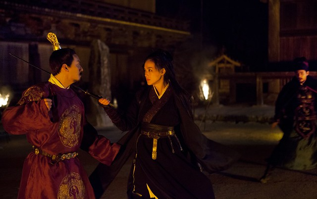 The Assassin Shu Qi