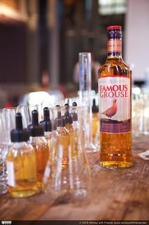 The Famous Grouse ... een van de best verkochte whisky's en Schotland, en het is een blend!