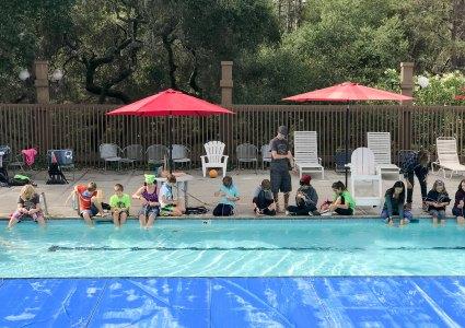 River School Outdoor Ed camp