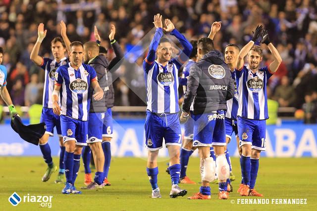 Temporada 15/16. Jornada 12ª. R.C.Deportivo 2 - Celta 0