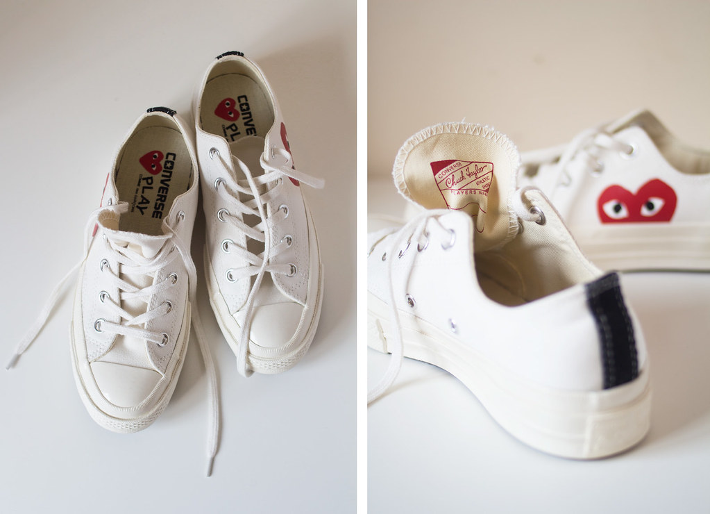 1. cdg trainers2