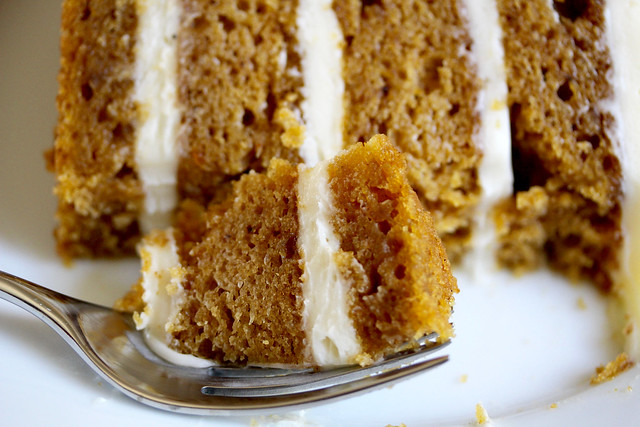 Pumpkin Olive Oil Cake - 42