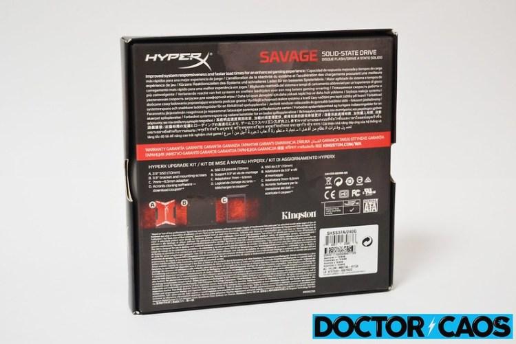 Kingston HyperX Savage SSD 240GB (2)