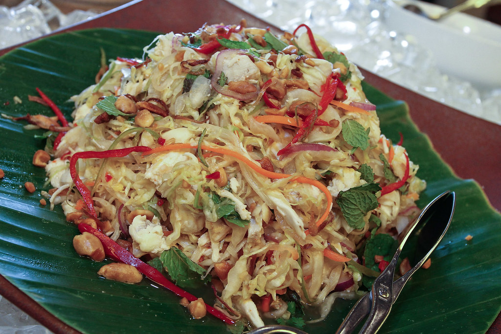 chicken cabbage salad