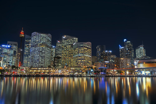 DARLING HARBOUR SYDNEY photo
